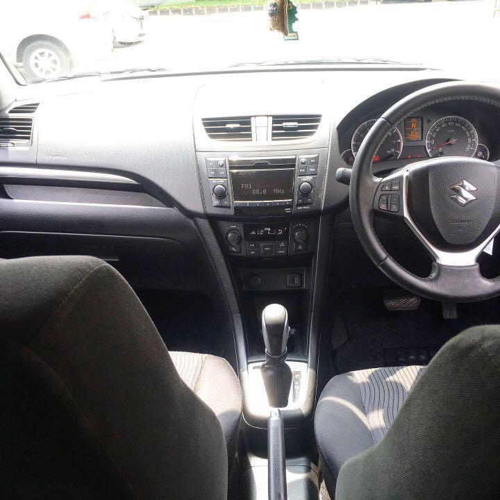 Suzuki swift gx 2014 A/T