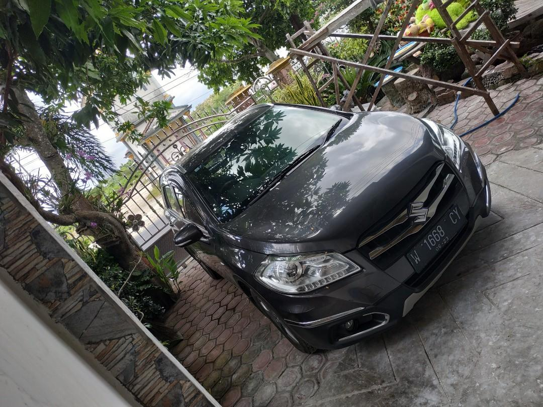 Suzuki Sx4 S-Cross Triptonik (Matic & Manual) #BAPAU