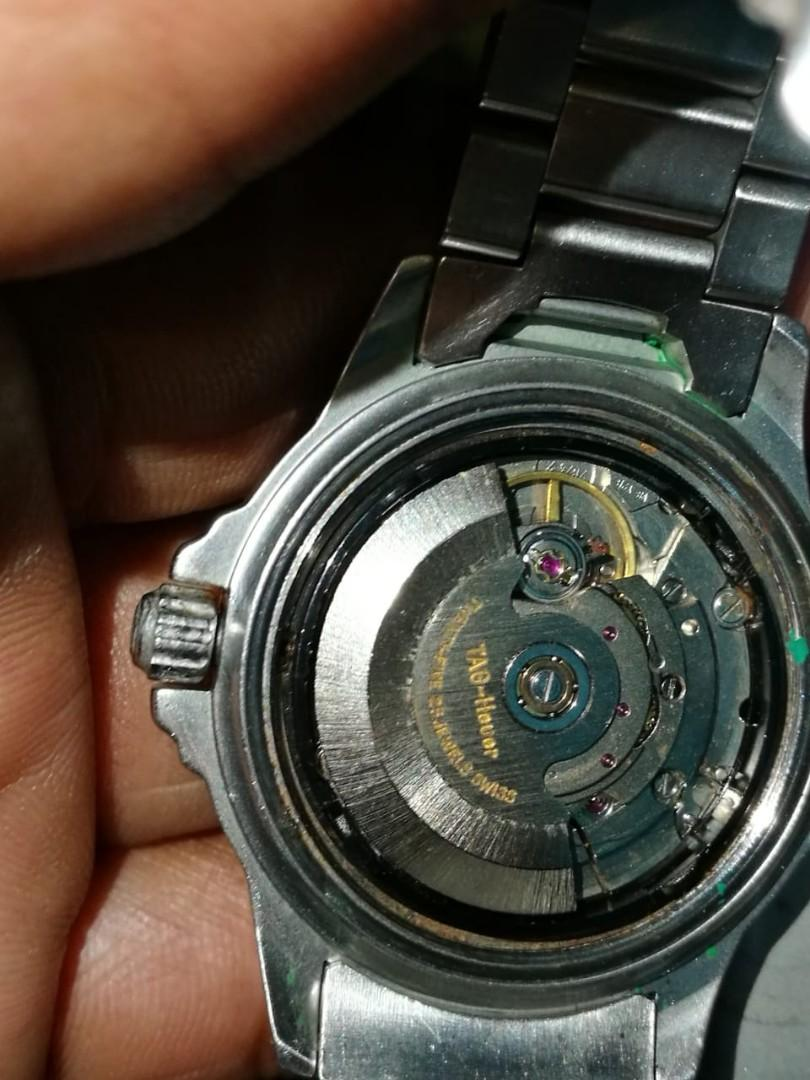 TAG Heuer 4000 Automatic