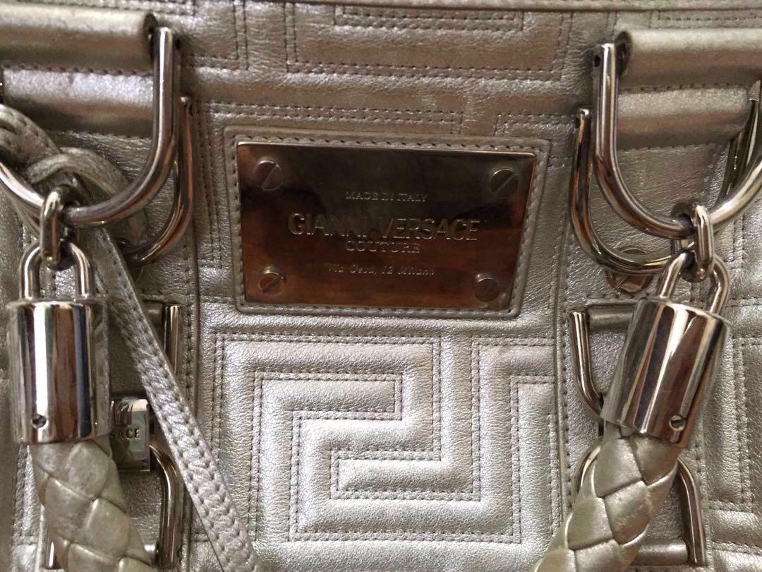 Tas Gianni Versace Couture