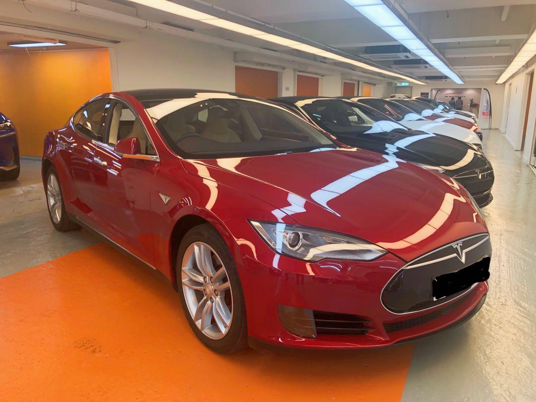Tesla Model S70 S85D