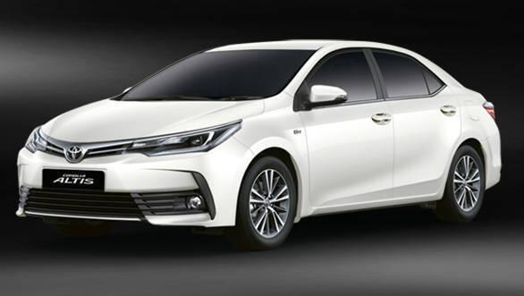 Toyota Altis 2016-2017 (Prices Before Rebate)