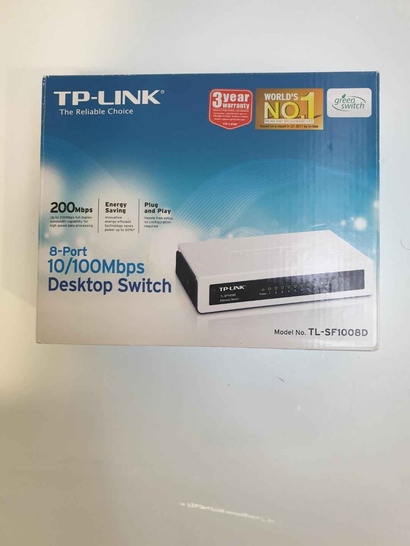 TP Link Desktop Switch