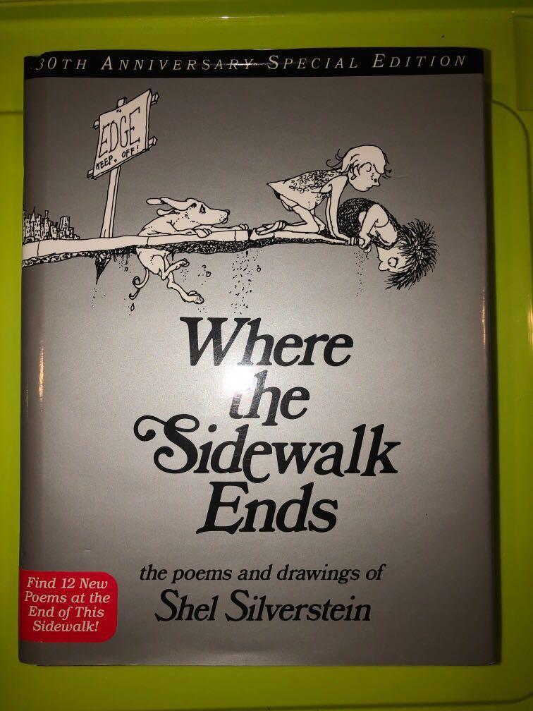 Where the Sidewalk Ends | Shel Silverstein