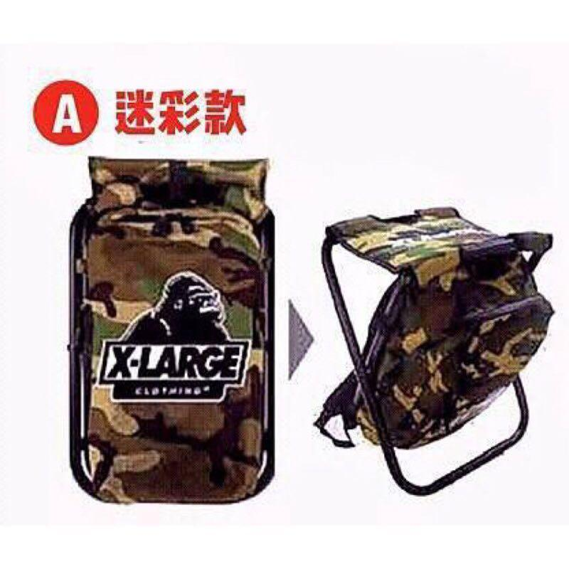 XLARGE X 7-11聯名 迷彩 後背包