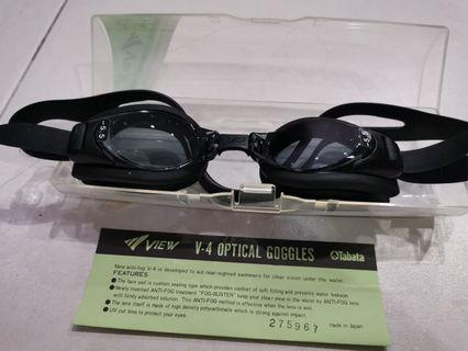 Optical Goggles 5.5 Power