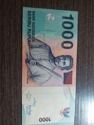 印尼 1000