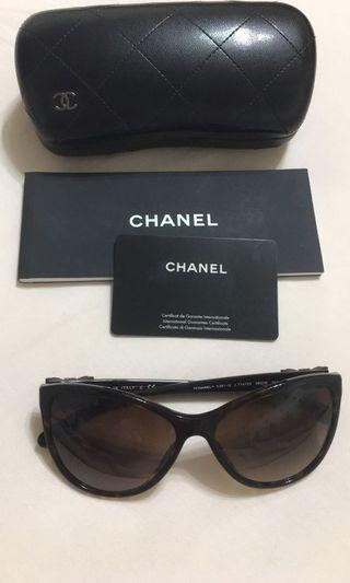 Chanel 太陽眼鏡 蝴蝶造型