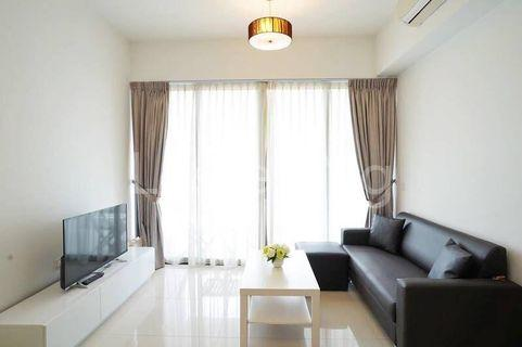 ⭐️Aljunied MRT at doorstep! Nice 2 bedrms apt at Sims Urban Oasis for rent, 2rms with balcony, pool view! TOP 1 year ago. *Minimum 1 year lease, no agent's fee from tenants.*