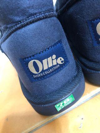 Ollie 全新 韓國雪靴