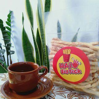 Cheese stick edam / sistik keju edam #bapau