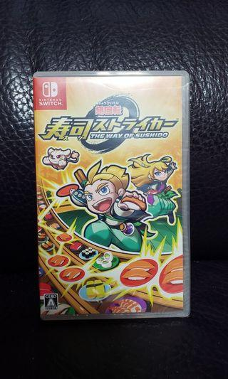 Switch game - 壽司Striker