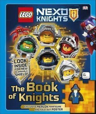 LEGO NEXO KNIGHTS : THE BOOK OF KNIGHTS