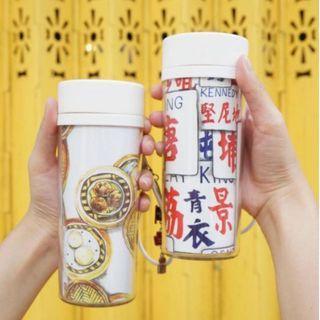 (包順豐) Pacific Coffee全新連盒水杯 水樽 隨行杯