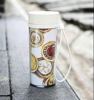 (包順豐) Pacific Coffee全新連盒 水杯 水樽 隨行杯