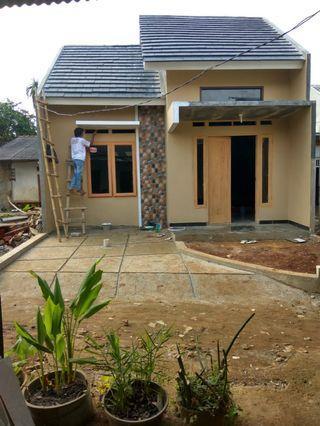 Rumah baru minimalis siap huni
