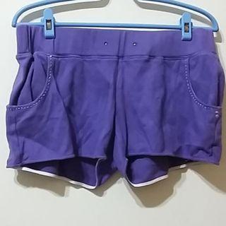 (僅下水)a la sha 鬆緊短褲 / 尺寸M