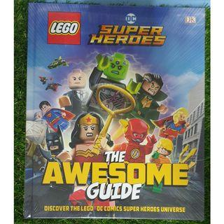 LEGO DC SUPER HEROES: THE AWESOME GUIDE