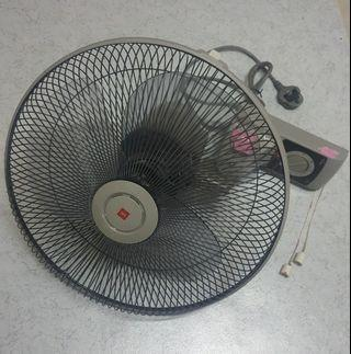 KDK wall fan 16""