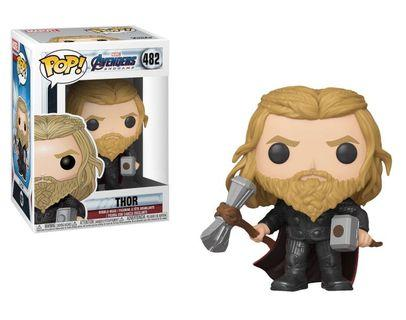 Pre-order Thor with Mjolnir and Stormbreaker funko pop