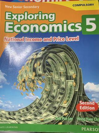 NSS Exploring Economics 5 National Income and Price Level