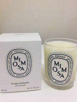 190g Diptyque Scented Candle Mimosa 含羞草香氛蠟燭