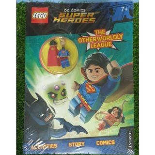 LEGO DC COMIC SUPER HEROES : BATMAN & SUPERMAN