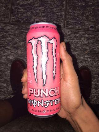 🚚 Monster pipeline punch limited edition