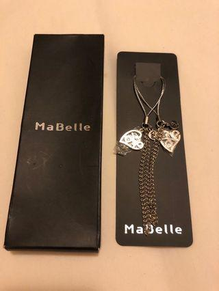 "MaBelle ""Love"" phone accessories"