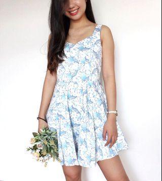 🆕 Premium Floral Dress