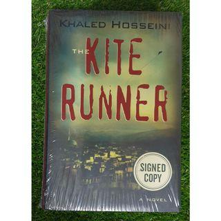 THE KITE RUNNER by KHALED HOSSEINI *SIGNED COPY