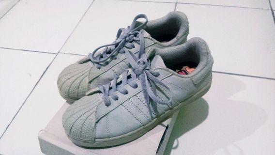 Adidas Neo Grey (Made In Vietnam)