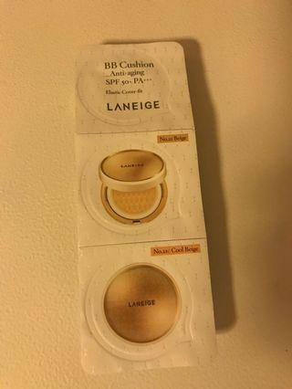 Laneige BB Cushion anti-aging spf50+ pa+++