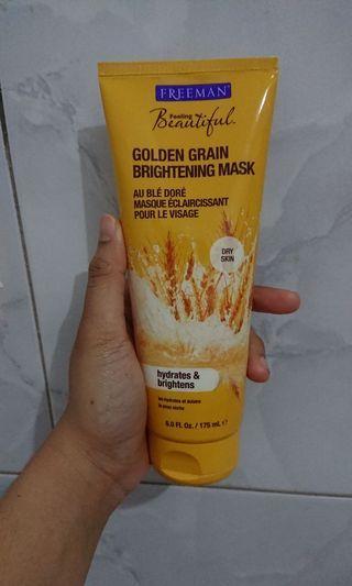 Freeman Golden Grain Brightening Mask