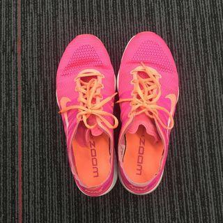 #BAPAU Nike Running Shoes Pink