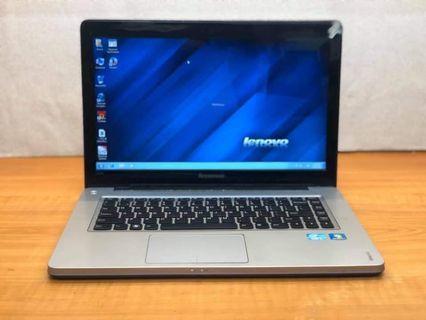 #BAPAU Lenovo IdeaPad U410 Core i7