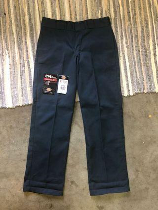 Dickies pants 874 Original Fit Navy