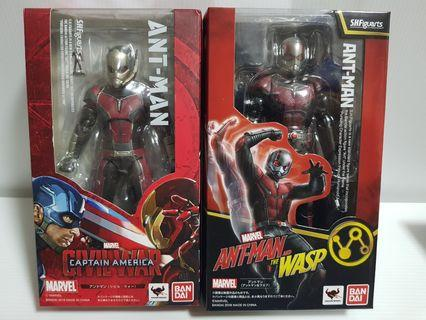 🚚 SHF Ant-Man (Civil War & Antman and the Wasp)