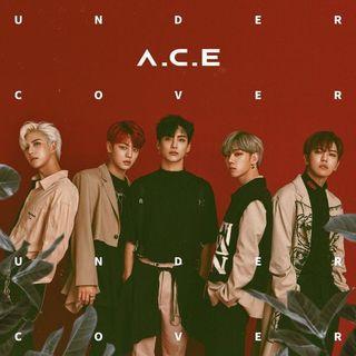 [EMS PO] A.C.E 2nd Mini Album - Under Cover
