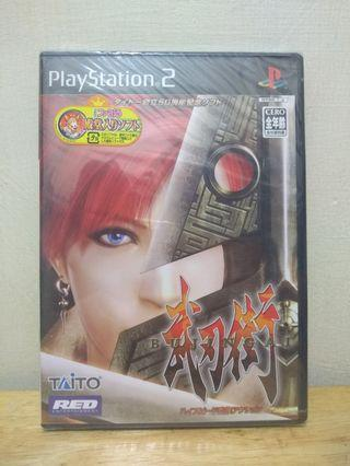 🚚 PlayStation 2(武刃街)