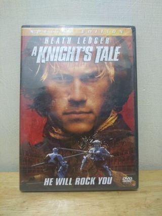 🚚 騎士風雲錄 DVD