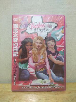 🚚 芭比之奇幻日記 DVD