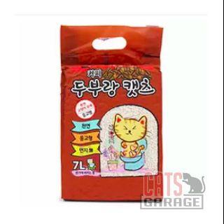 Love Cat® Korea Tofu Litter - Coffee 7L