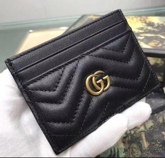 Ready Stock High Grade Quality Gucci Card Holder