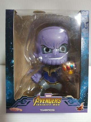 🚚 Hot Toys Cosbaby Thanos Infinity War