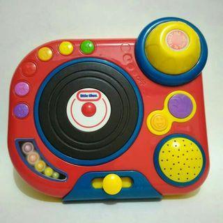 Little tikes pop tunes music mixer
