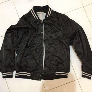 Varsity windbreaker jacket