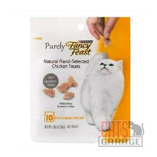 Fancy Feast® Purely Natural Treats 30g - Chicken