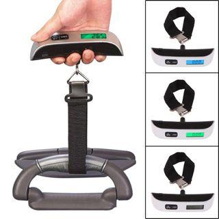 Digital Electronic Porable Luggage Suitcase Weight Hanging Scale