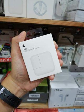 Apple 12W adaptor for iphone ipad itouch GUARNTEED ORIGINAL